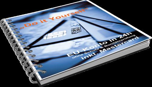 , EU-Konto & Kreditkarte in 24h, SchufaHelp